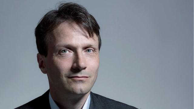 Portrait von Wolfgang Blau