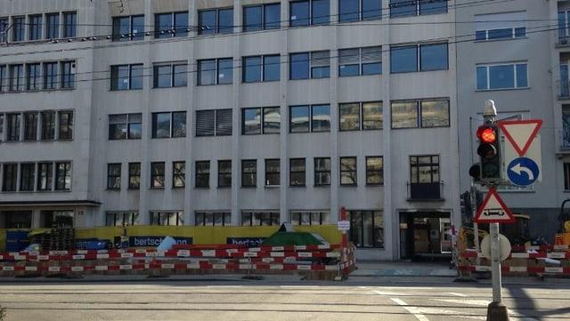 Fassade des KV