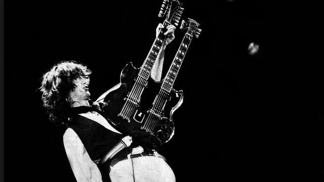 Selbst der US-Präsident outete sich als Led Zeppelin Fan.