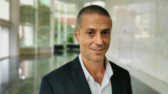 Portrait von Gastón Moltrasio.