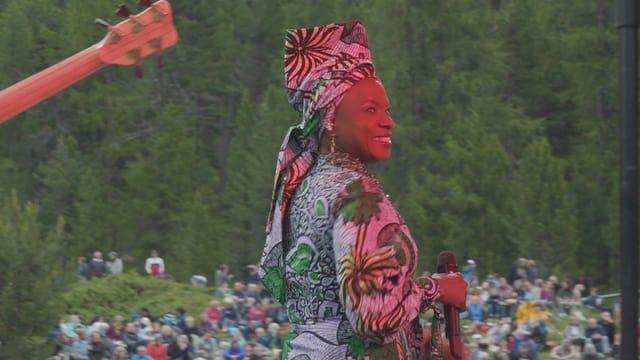 Angélique Kidjo al Festival da Jazz.