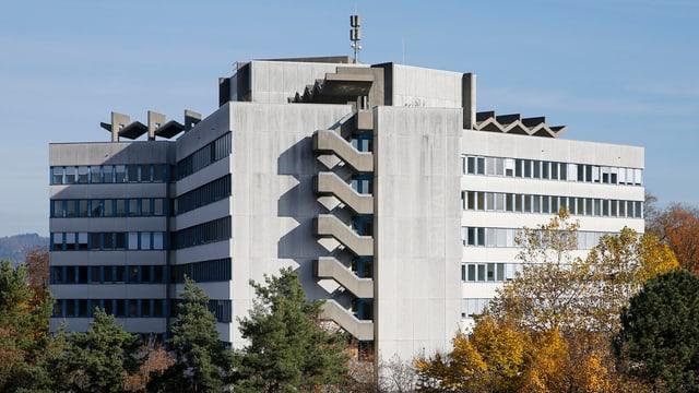 Il Zieglerspital a Berna.