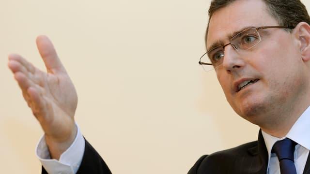 Nationalbankpräsident Thomas Jordan