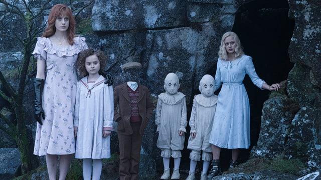 Tim Burton verfilmte den äusserst erfolgreichen Jugendroman «Miss Peregrine's Home for Peculiar Children».