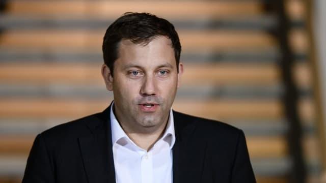 Lars Klingbeil, secretari general da la SPD.