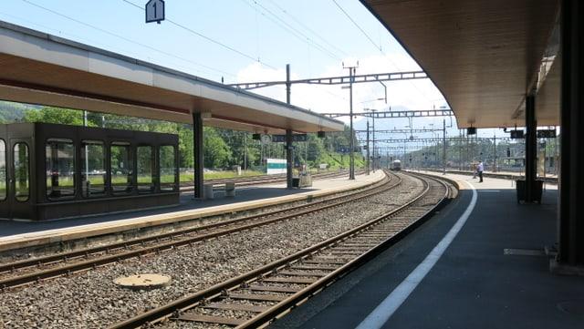 Bahnhof Arth Goldau