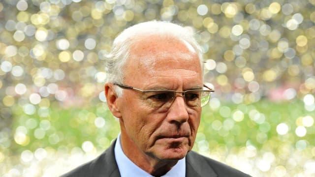 La legenda dal ballape tudestg Franz Beckenbauer.
