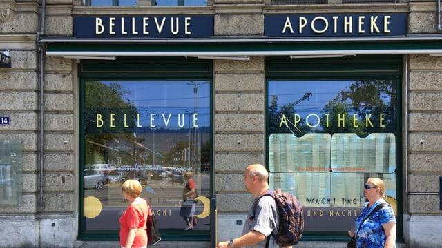 Die Bellevue-Apotheke
