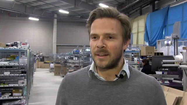 Johannes Cramer, Geschäftsleitung Digitec Galaxuxs