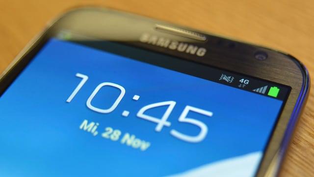 Grosses G hinter der 4: Auch das One XL von HTC mag LTE.