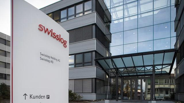 Hauptsitz von Swisslog