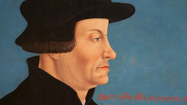 Zwingli-Porträt