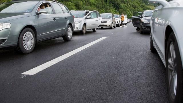 Mobility Pricing soll Rapperswil-Jona vor dem Verkehrskollaps retten.