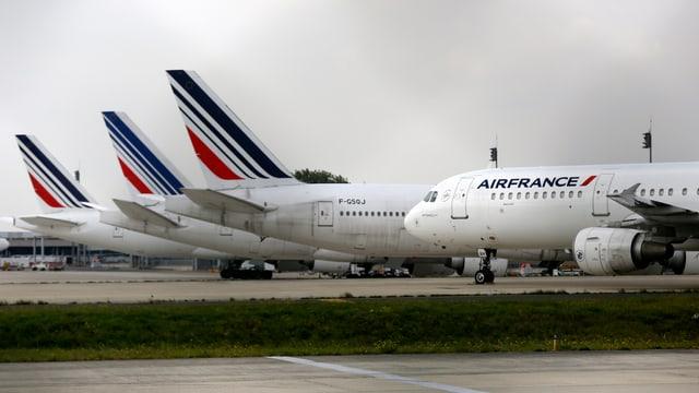 Aviuns da l'Air France