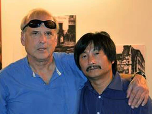 Ronald L. Haeberle und Duc Tran Van