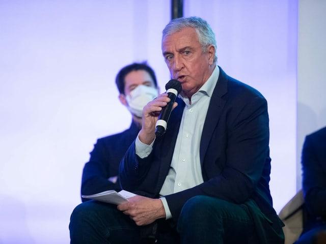 Luc Tardif.