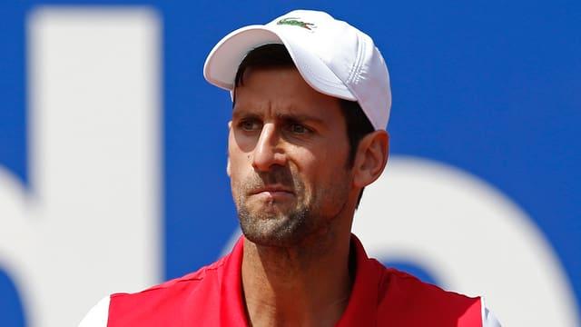 Purtret da Novak Djokovic.