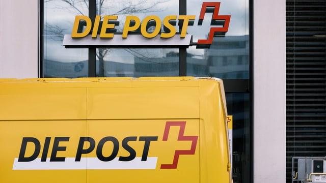 Das Tiefzinsumfeld macht der Post zu schaffen.