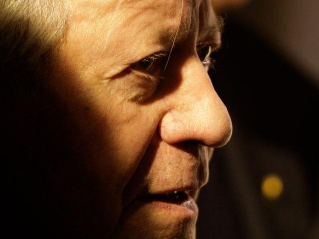 Portrait Helmut Schmidt