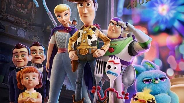 Jetzt im Kino: «Toy Story 4»