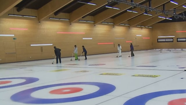 Curlingspiel