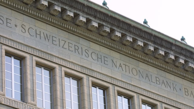 Fassade Nationalbank
