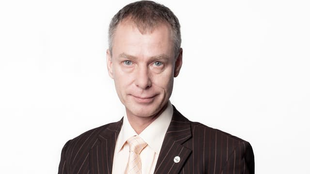 Prof. Kapt. Peter Irminger