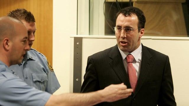Kosovo: Premierminister Haradinaj tritt zurück