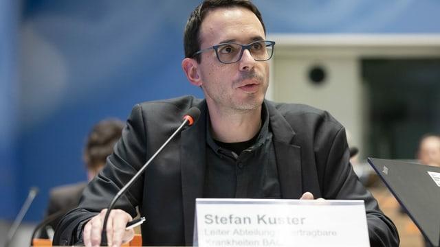 Stefan Kuster.