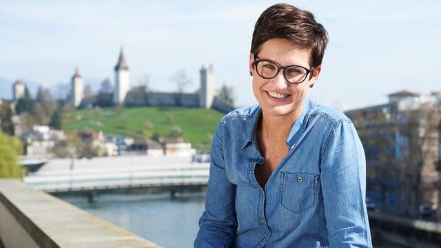 Porträt Corinne Imbach