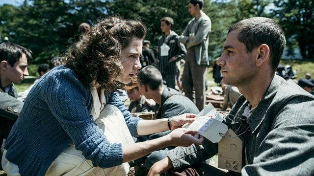 Annina Walt als Klara Tobler in «Frieden»