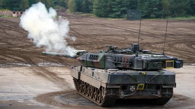 Panzer che fa fim.