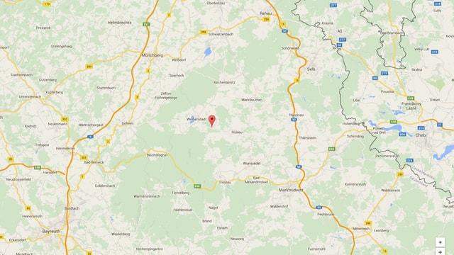 Franken en Baviera.