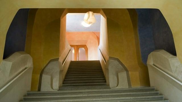 Goetheanum innen