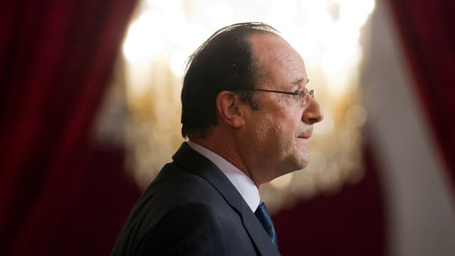Hollande, Profilaufnahme.