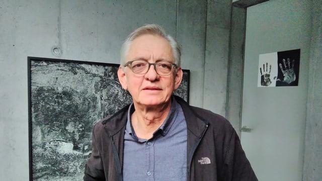 Porträt Guido Baselgia