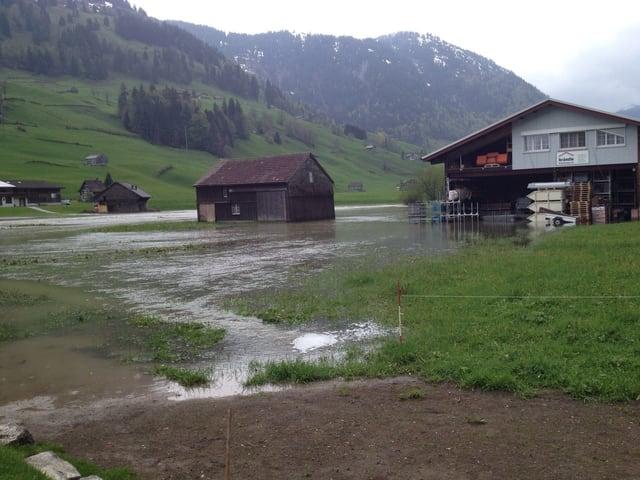 Thur in Alt St. Johann
