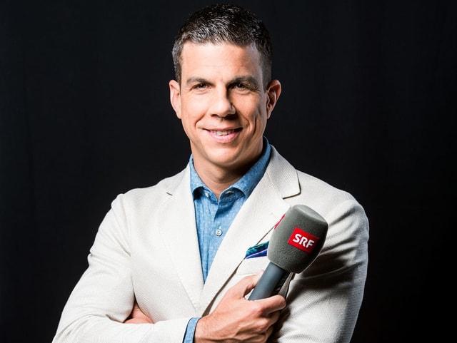 SRF-Fussballexperte Bruno Berner.