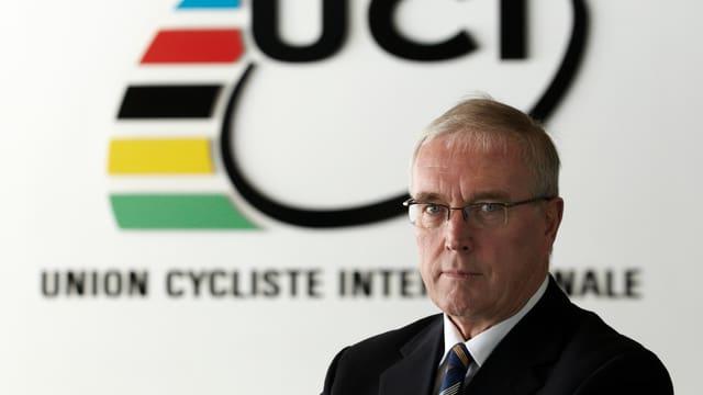 UCI-Präsident Pat McQuaid hat angekündigt, mit der WADA zu kooperieren.