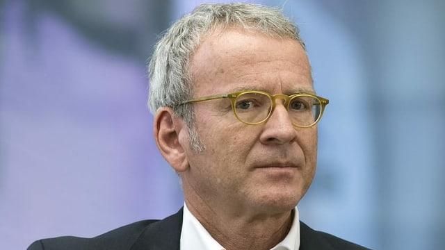 Der eidgenössische Datenschutz- und Öffentlichkeitsbeauftragte (EDÖB) Adrian Lobsiger