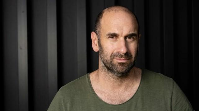 Der Schauspieler Urs Jucker spielt Frank Stutz.