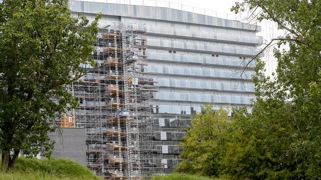 Neubau des Stadtspitals Waid