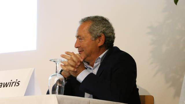 Purtret da Samih Sawiris