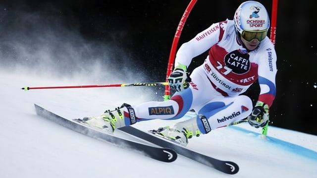 Il skiunz svizzer Gino Caviezel.