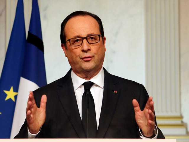Hollande im Close Up