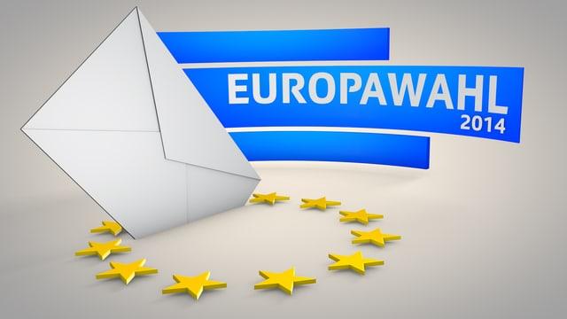 Signet Europawahl 2014
