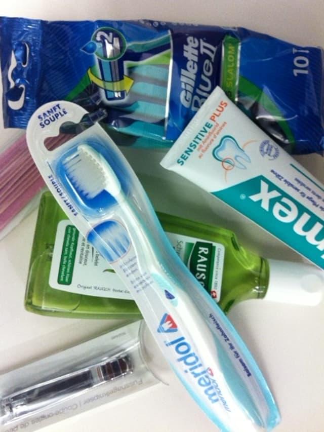 Hygiene-Mittel.