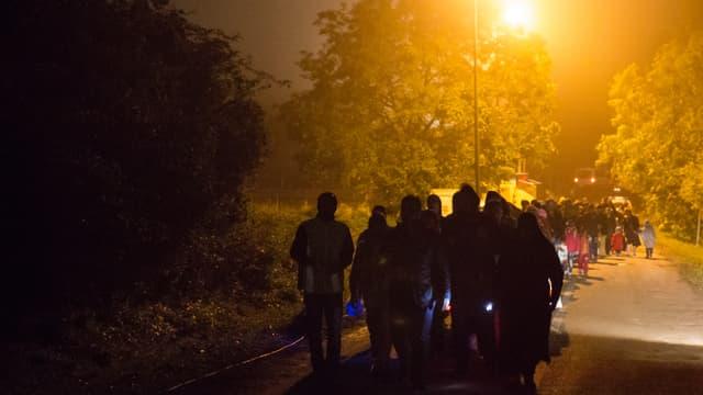 Flüchtlingscamps