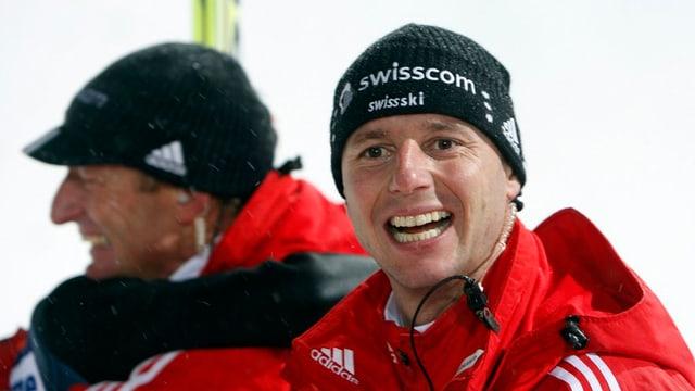Martin Küttel l'onn 2009.
