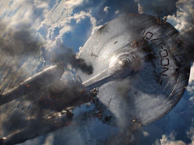 Raumschiff Enterprise.